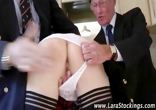 naughty schoolgirl old knobs
